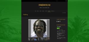 DevareMuzik Gallery Web page