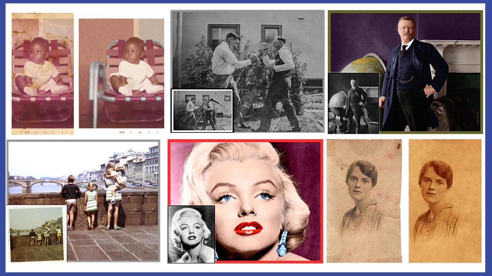Graphics Photo Restoration